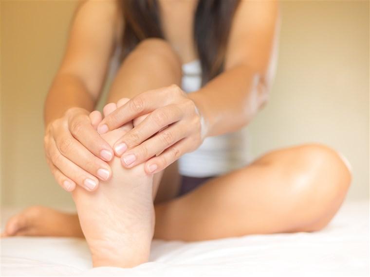 Πελματιαία Απονευρωσίτιδα:  Αιτίες, συμπτώματα και θεραπεία